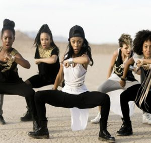 Dancers Hip-hop